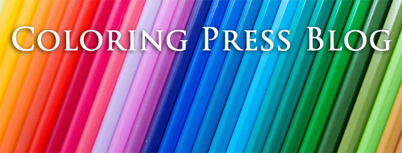 Coloring Press: Blog - See what's happening, colorist showcase, featured artists, coloring tips, and more!