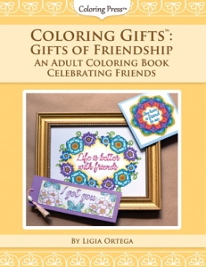 Coloring Gifts: Gifts of Friendship