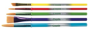 Crayola Paintbrushes