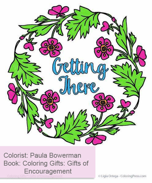 Coloring Gifts Of Encouragement