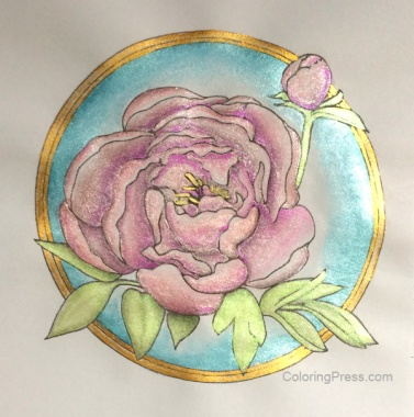 Paul Rubens Watercolors Shimmer