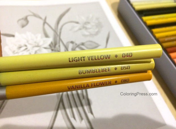 Light Medium Dark Pencils - Grayscale Coloring Tutorial